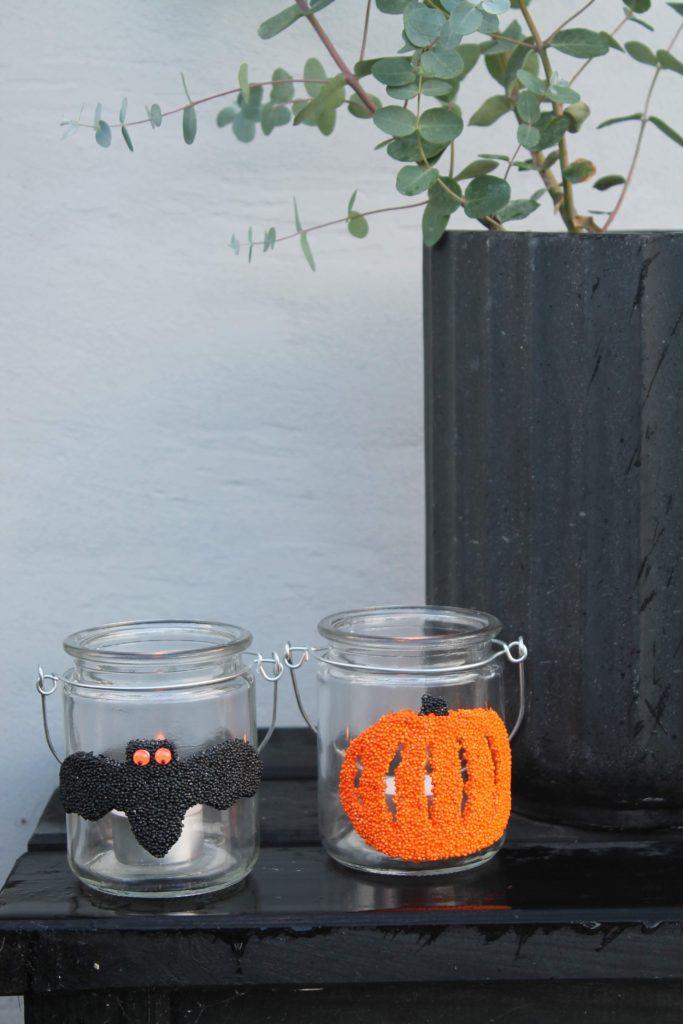 Halloween med Foam Clay - det for børn.