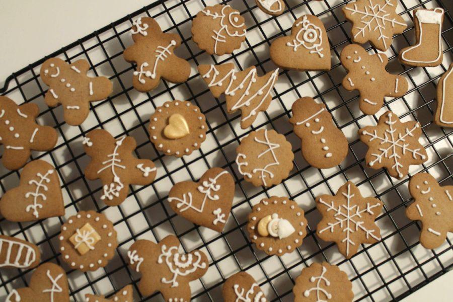 Julebag med Kage hvedemel