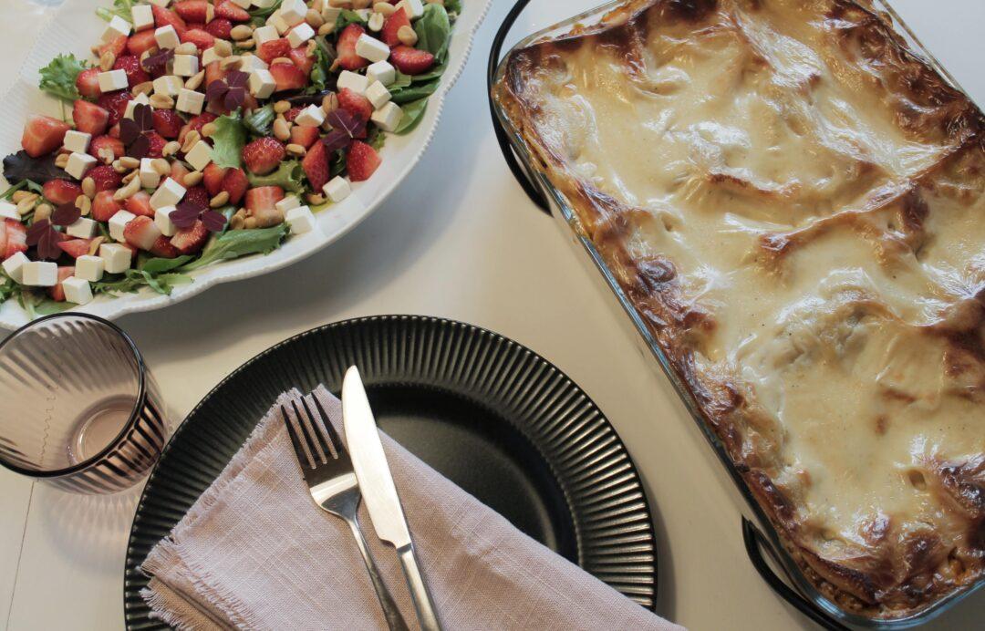 Lasagne og stop af madspild