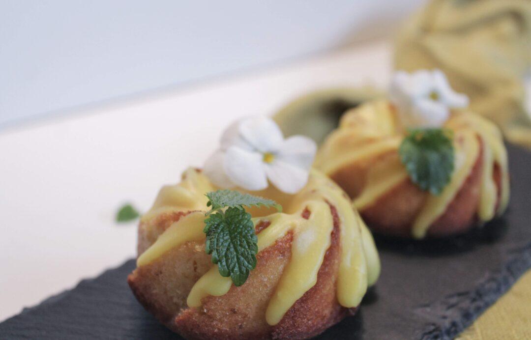 Luxus citronkager - saftig, sød og syrlig