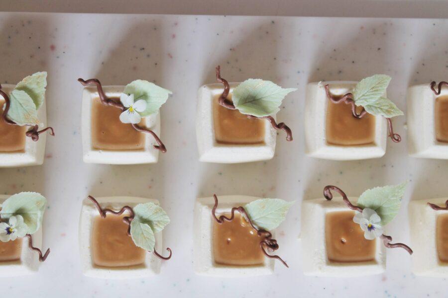 Æblekager i Bydittejulie form
