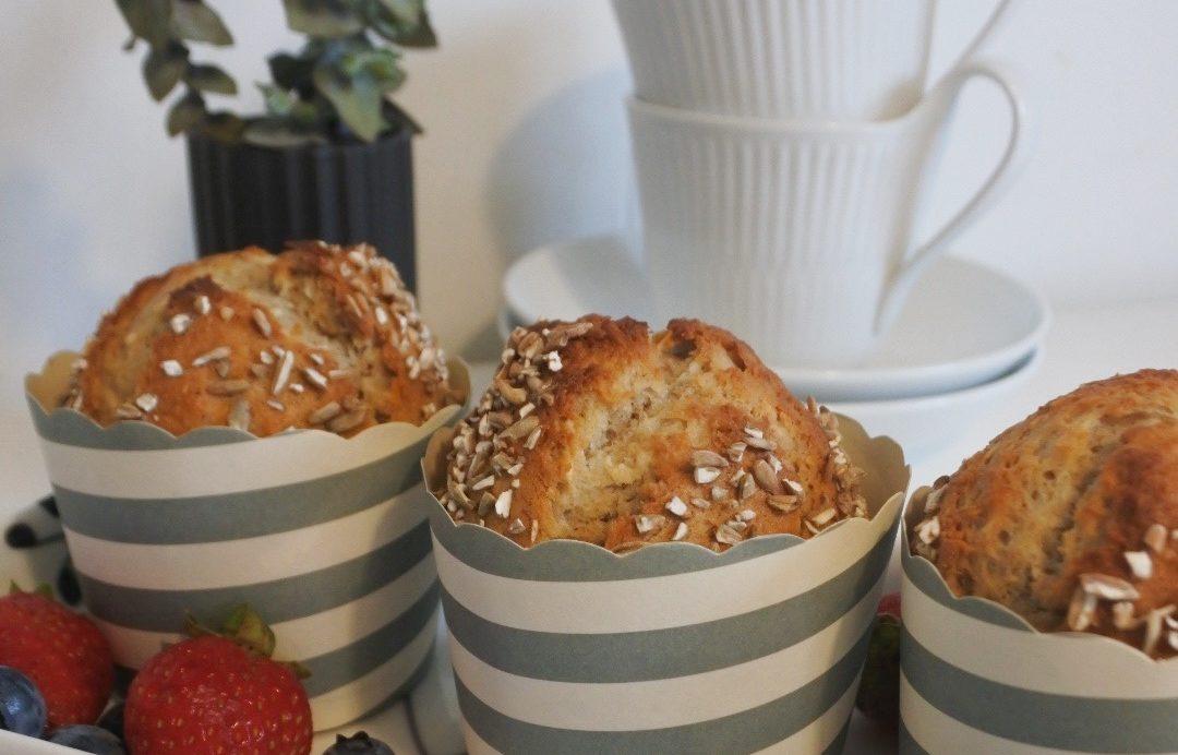 Go ' morgen muffins...