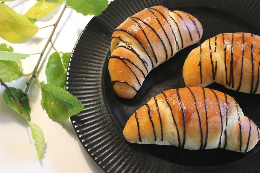 Kager der smager - med æbler... 5 opskrifter - lækre æblehorn