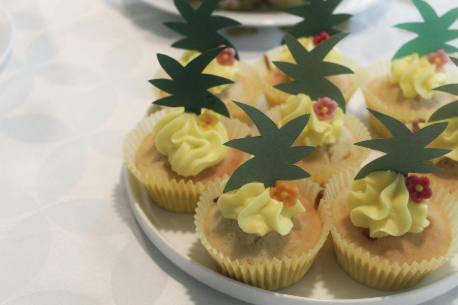 Ananasfest - Pineappleparty - børnefødselsdag