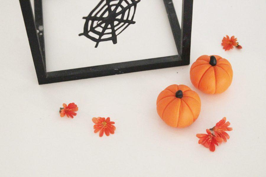 Halloween projekter i cernit - DIY
