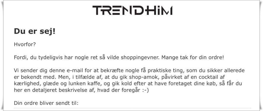 Trendhim.dk