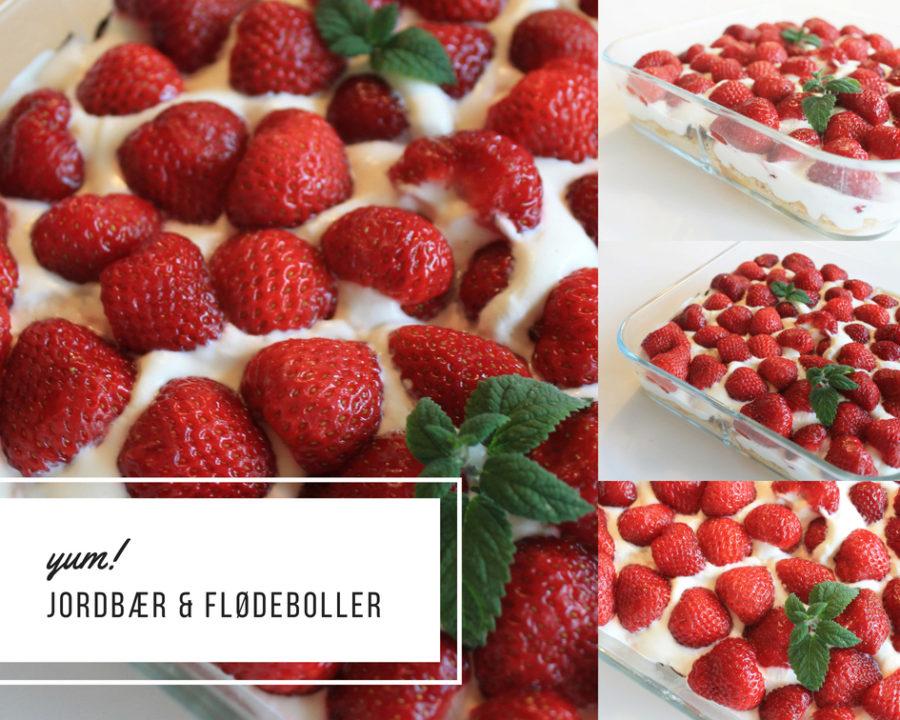Verden nemmeste jordbærdessert