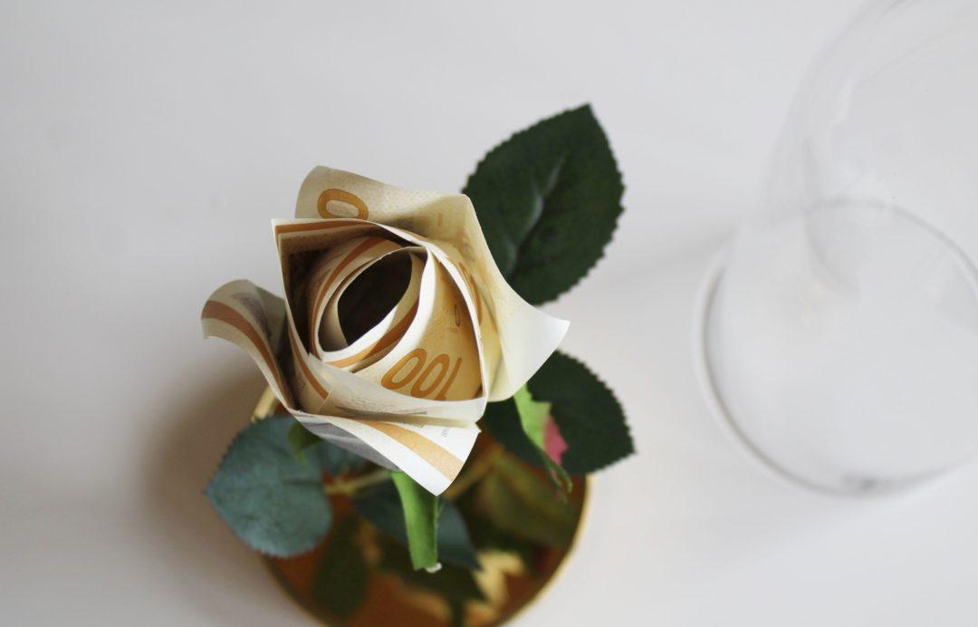 Den fineste peneg-rose